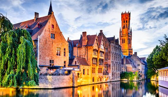 Gaily Tours & Excursions in Belgium: Bruges