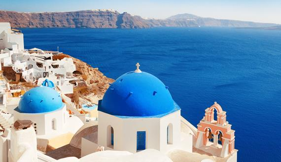 Gaily Tours & Excursions in Greece: Santorini