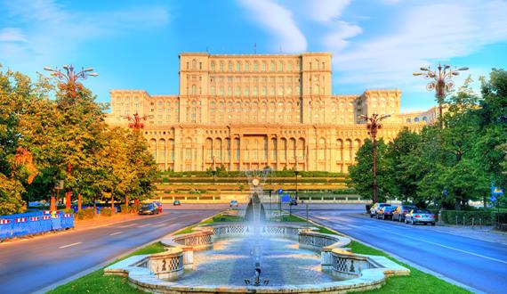 Gaily Tours & Excursions in Romania: Bucharest