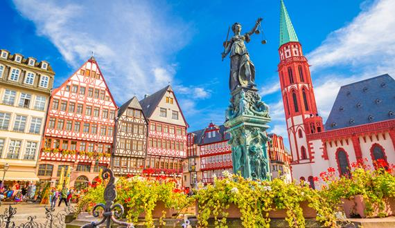 Gaily Tours & Excursions in Germany: Frankfurt