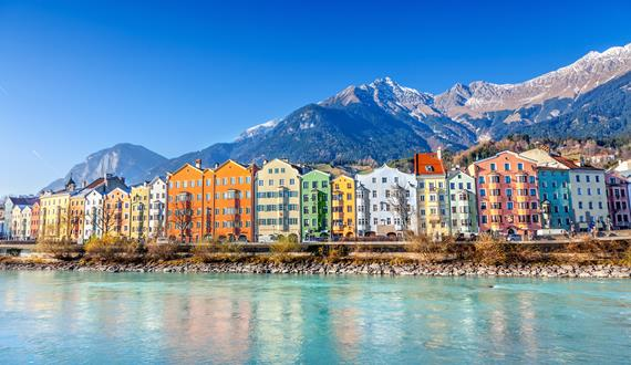 Gaily Tours & Excursions in Austria: Innsbruck