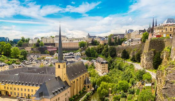 Gaily Tours & Excursions in Luxembourg: Luxembourg