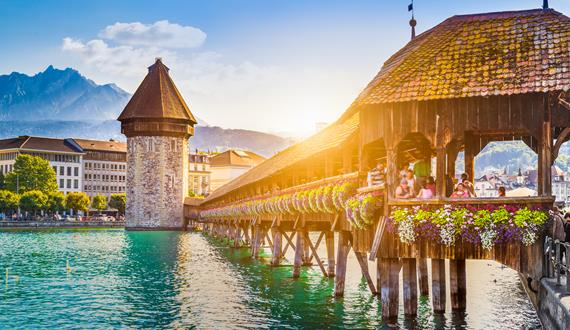 Gaily Tours & Excursions in Switzerland: Lucerne