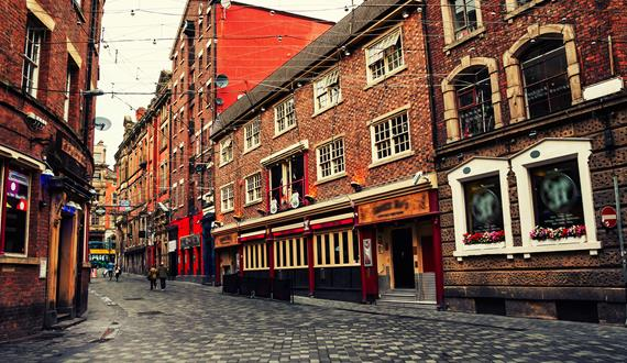 Gaily Tours & Excursions in UK: Liverpool