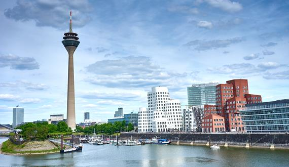 Gaily Tours & Excursions in Germany: Düsseldorf