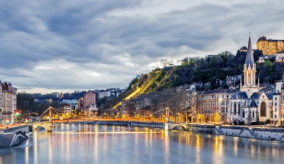 Gaily Tours & Excursions in France: Lyon