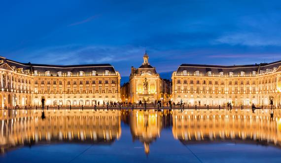 Gaily Tours & Excursions in France: Bordeaux