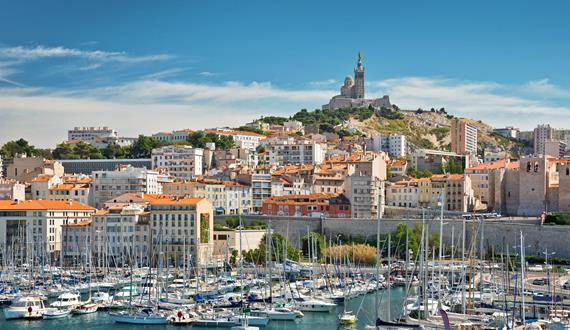 Gaily Tours & Excursions in France: Marseille
