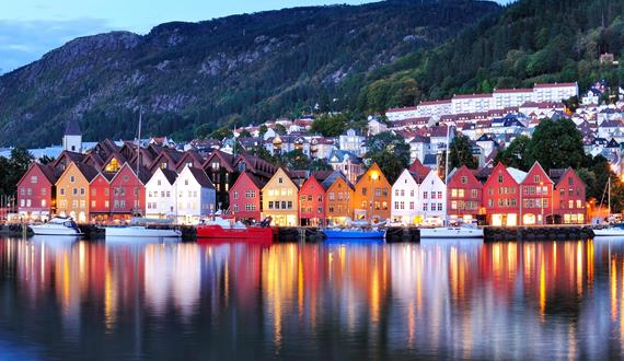 Gaily Tours & Excursions in Norway: Bergen