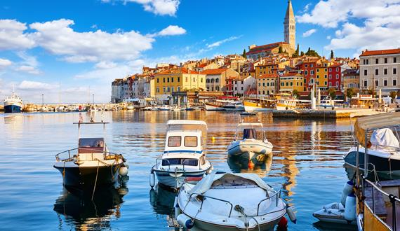 Gaily Tours & Excursions in Croatia: Rovinj