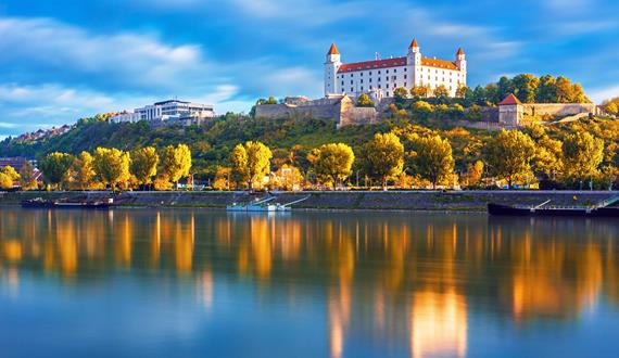 Gaily Tours & Excursions in Slovakia: Bratislava
