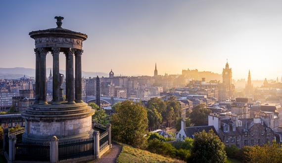 Gaily Tours & Excursions in UK: Edinburgh