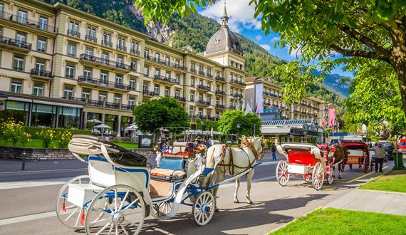 Gaily Tours & Excursions in Switzerland: Interlaken