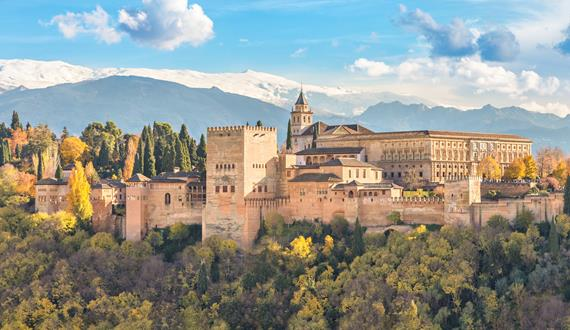 Gaily Tours & Excursions in Spain: Granada