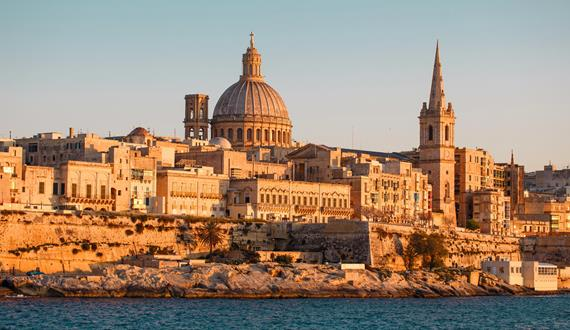 Gaily Tours & Excursions in Malta: Valletta