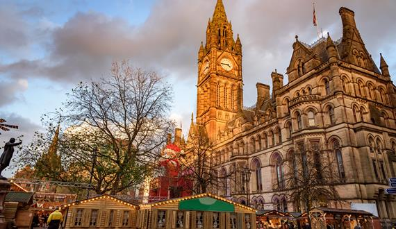 Gaily Tours & Excursions in UK: Manchester