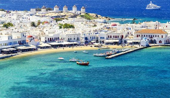 Gaily Tours & Excursions in Greece: Mykonos