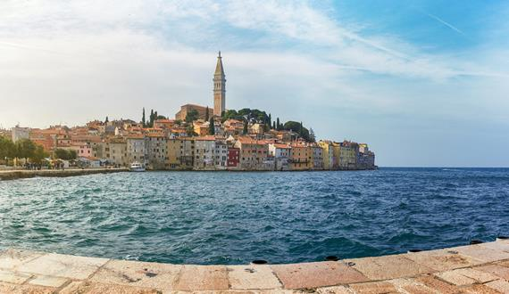 Gaily Tours & Excursions in Croatia: Porec