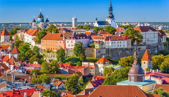Gaily Tours & Excursions in Estonia: Tallinn
