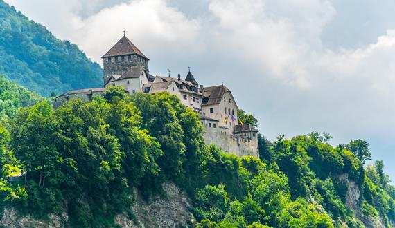 Gaily Tours & Excursions in Liechtenstein: Vaduz