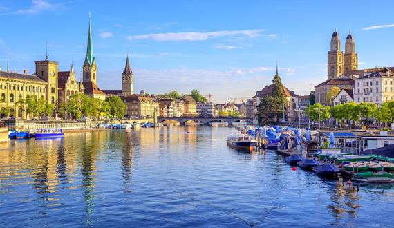 Gaily Tours & Excursions in Switzerland: Zurich