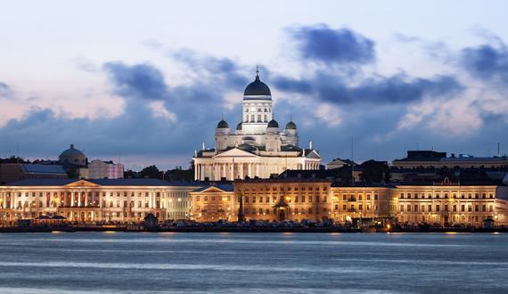 Gaily Tours & Excursions in Finland: Helsinki