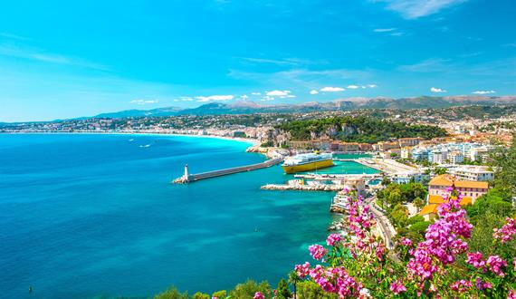 Gaily Tours & Excursions in France: Nice