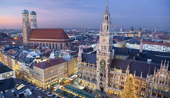 Gaily Tours & Excursions in Germany: Munich