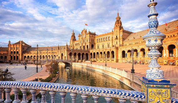 Gaily Tours & Excursions in Spain: Seville