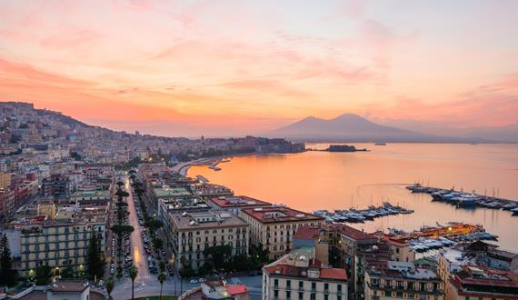 Gaily Tours & Excursions in Italy: Naples
