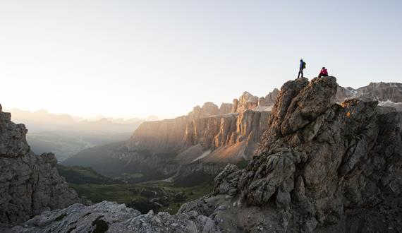 Hike & Wine in the Dolomites