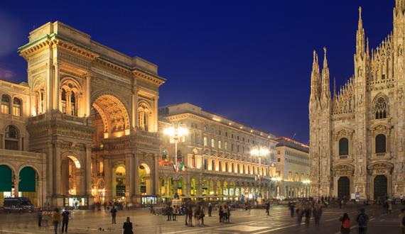Gay City Breaks in Italy: Milan