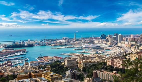 Gay City Breaks in Italy: Genoa