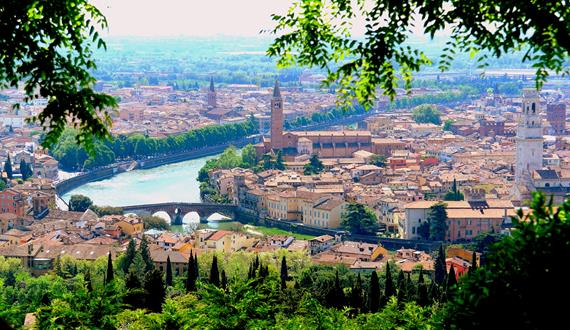 Gay City Breaks in Italy: Verona
