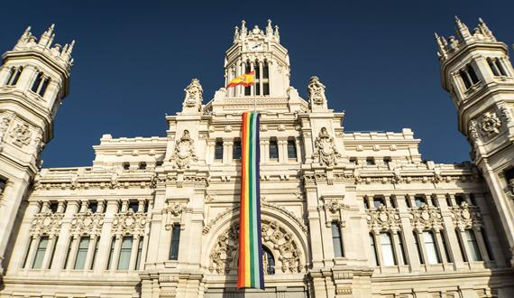 02.07.21 – 05.07.21 • Orgullo Gay in Madrid
