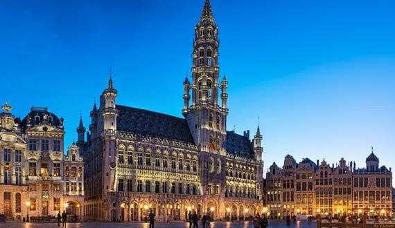 Gaily Tours & Excursions in Belgium: Brussels