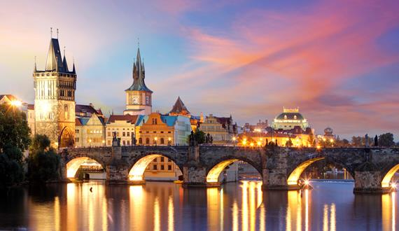 Gaily Tours & Excursions in Czech Republic: Prague