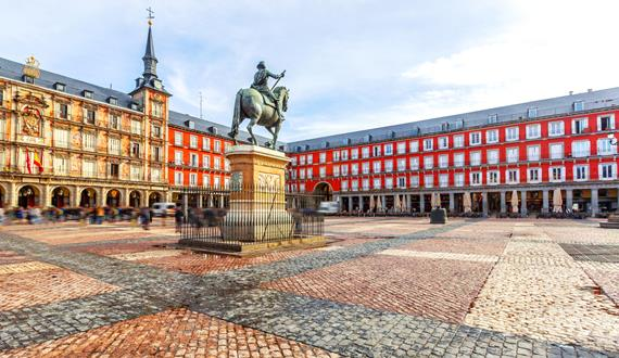 Gaily Tours & Excursions in Spain: Madrid