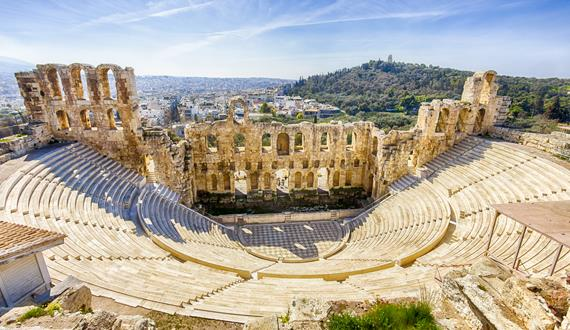 Gaily Tours & Excursions in Greece: Athens