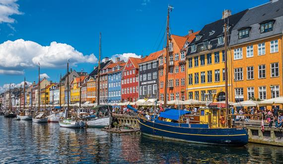 Gaily Tours & Excursions in Denmark: Copenhagen