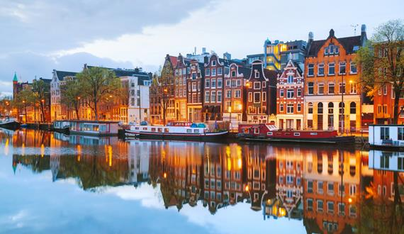 Gaily Tours & Excursions in Netherlands: Amsterdam