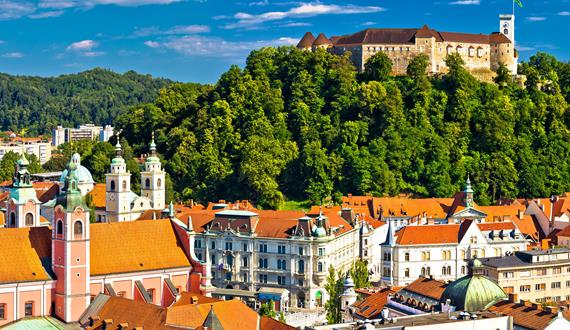 Gaily Tours & Excursions in Slovenia: Ljubljana