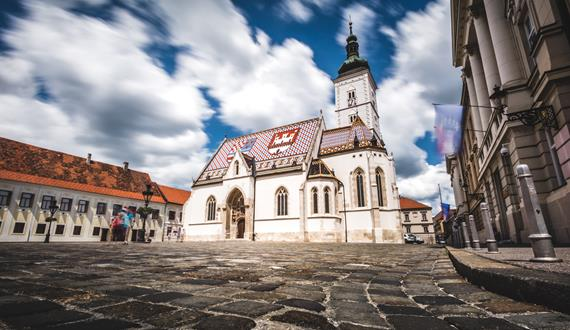 Gaily Tours & Excursions in Croatia: Zagreb