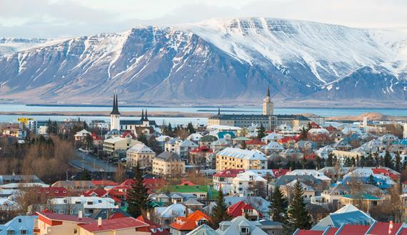 Gaily Tours & Excursions in Iceland: Reykjavik