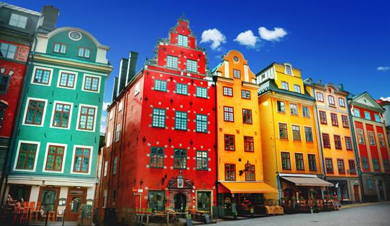 Gaily Tours & Excursions in Sweden: Stockholm
