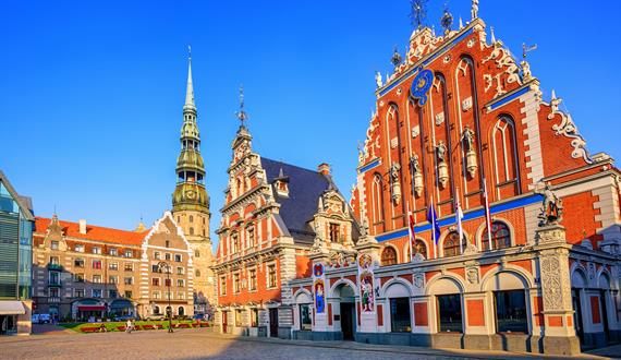 Gaily Tours & Excursions in Latvia: Riga