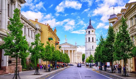 Gaily Tours & Excursions in Lithuania: Vilnius